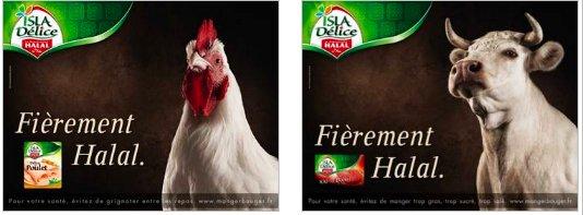 Isla Délice : « Fièrement halal », une pub innovante pour souhaiter un bon Ramadan 2010