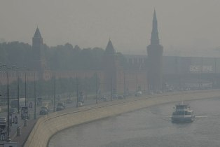 Depuis deux semaines, les incendies ont plongé Moscou et sa région dans une épaisse fumée toxique.