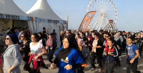 Une course de solidarité à Alger après l'agression d'une joggeuse pendant Ramadan