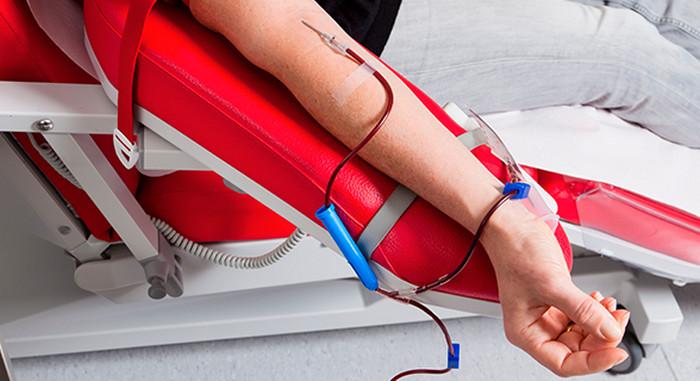 Le Tour du Sang, pour sensibiliser les étudiants à faire don du sang et de moelle osseuse