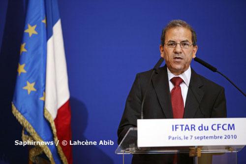 « Faire du CFCM le symbole de l'unité des musulmans de France et le lieu de défense de l'intérêt de l'islam de France »
