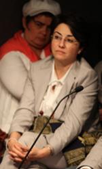 Haneen Zorabi est députée à la Knesset. (Photo : Kheridine Mabrouk)