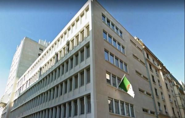 Racisme : un ex-policier libéré après avoir tagué le consulat d'Algérie
