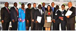 Maroc : Attijariwafa Bank, meilleure banque africaine de l'année 2010