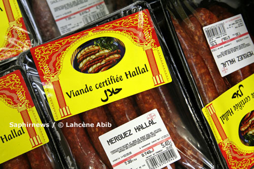 Une pétition pour défendre le halal, le vrai