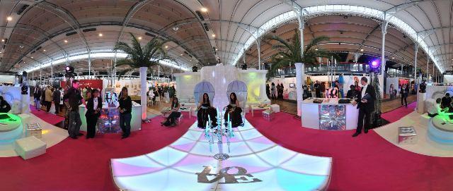Le Grand Salon du mariage oriental se tiendra cette année les 13 et 14 novembre prochain, à Paris.