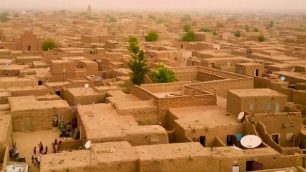 Niger : deux morts dans l'effondrement d'une mosquée