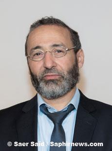 """Tareq Oubrou : « Ce qu'on appelle improprement """"abattage rituel"""", nous la nommons pour notre part """"abattage éthique"""". »"""