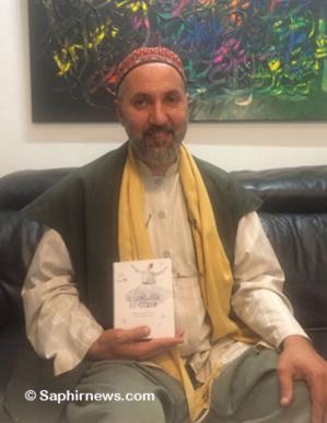 Abd el-Hafid Benchouk, auteur de « Le Langage du cœur », est directeur de la Maison soufie, à Saint-Ouen, et représentant de la tariqa naqshbandî en France.