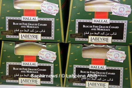 Le foie gras halal, avec une croissance de 21,7 % durant cette année 2010, connaît les faveurs des consommateurs de la « diversity  baby-boomers ».