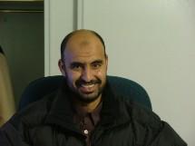 Abdel Malek, imam de la mosquée de l'AFMV