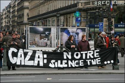 Gaza : deux ans après « Plomb durci », des rassemblements de soutien à la Palestine sont organisés