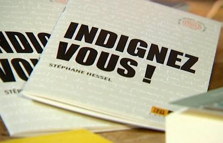 « Indignez-vous ! », nous lance Stéphane Hessel