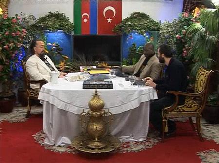 Interview de Harun Yahya, réalisée par Amara Bamba, le 14 avril 2010.