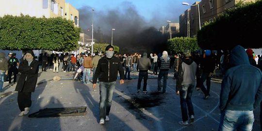 Tunisie : la violence de la répression pour taire la résistance