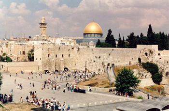 Le potentiel de Jérusalem de réunir juifs et musulmans
