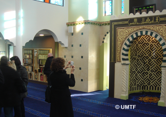 Week-end d'affluence à la mosquée de Tremblay-en-France