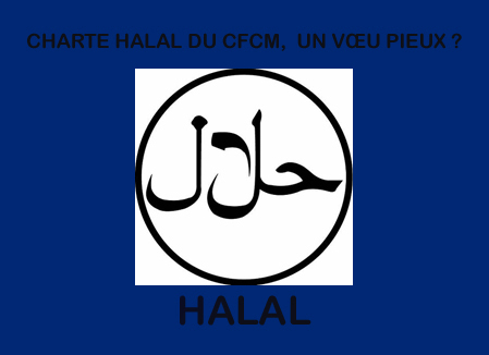 La charte du halal bientôt aux oubliettes ?