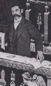 Aristide Briand à l'Assemblée