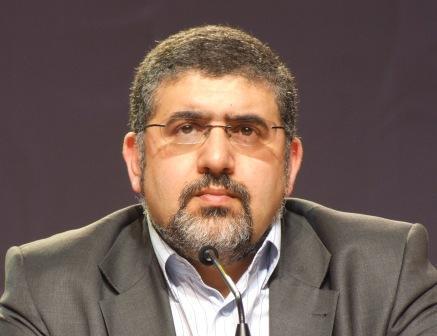 Fouad Alaoui, président de l'Union des organisations islamiques de France (UOIF)