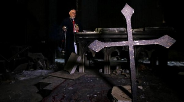 Face à Daesh, une famille musulmane de Mossoul a risqué sa vie pour sauver du patrimoine chrétien