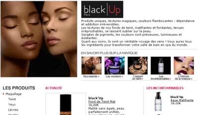 Cosmétiques blacks, cosmétiques halal : deux exemples de produits à destination de niches marketing : identitaire ou ethnique ?