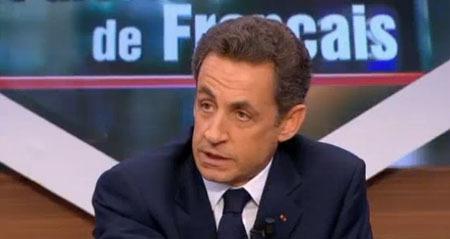 Jeudi 10 février 2011, le chef de l'Etat répondait aux questions de neuf Français lors de l'émission « Paroles de Français ».