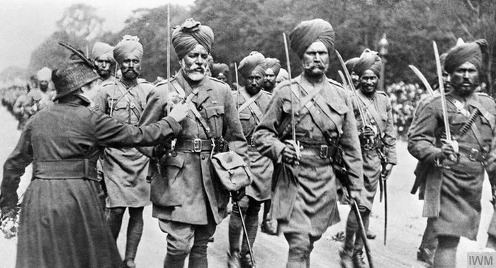 Centenaire de la Grande guerre : une campagne pour reconnaître la contribution des soldats musulmans lancée en Grande-Bretagne