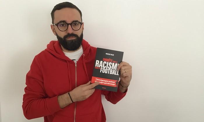 Après s'être penché sur le sujet très délicat de la place de la religion dans le football avec « Dieu Football Club », le journaliste Nicolas Vilas nous livre son « Enquête sur le racisme dans le football ».