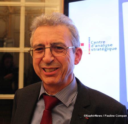 Jean Baubérot au Centre d'analyse stratégique