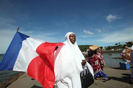 Mayotte la musulmane fait partie de la France