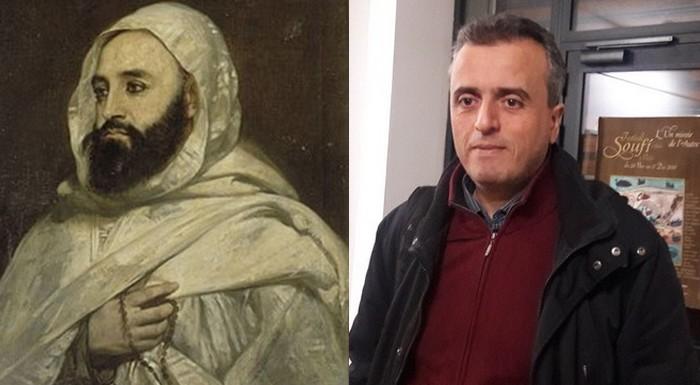 Ahmad Bouyerdene est historien, fin connaisseur de l'émir Abdelkader (1808-1883) .