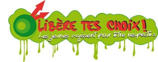 Le logo de la campagne « Libères tes choix ! »
