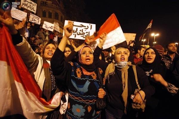 La musique au service des révolutions arabes