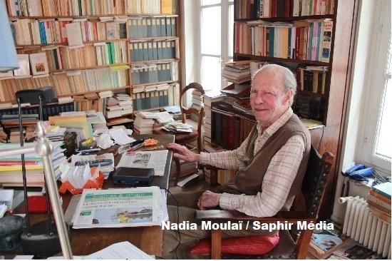 Émile Poulat : « Il y a la laïcité dans les textes et la laïcité dans les têtes ! »
