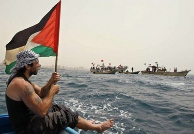Vittorio Arrigoni, militant italien de la cause palestinienne, a été assassiné vendredi 15 avril 2011.(Photo : ISM)