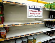 Egypte: on retire les produits danois des rayons