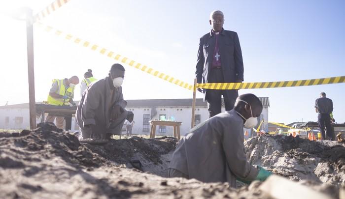Forgiven : le long et douloureux chemin vers la réconciliation en Afrique du Sud post-apartheid