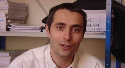 Raphaël Liogier, directeur de l'Observatoire du Religieux d'Aix-en-Provence