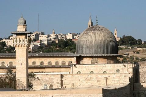 A peine élu, le maire de Jérusalem veut mettre les haut-parleurs des mosquées en sourdine