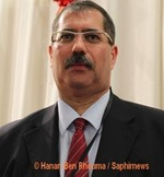 Anouar Kbibech, président de RMF