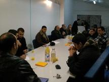 A Tremblay en France, les responsables associatifs se concertent