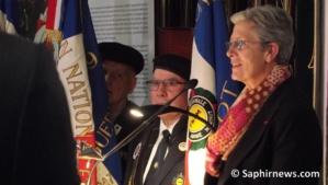 Geneviève Darrieussecq, secrétaire d'Etat auprès de la ministre des Armées.