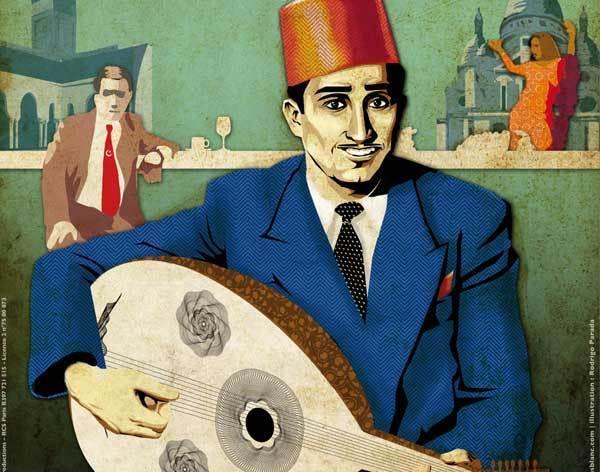 L'histoire de l'immigration algérienne chantée au Cabaret Sauvage