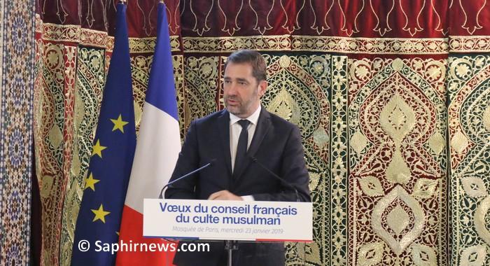 Grand débat national : l'appel de Christophe Castaner à la participation des musulmans (vidéo)