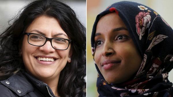 Les positions pro-BDS contre Israël de deux élues américaines irritent au Congrès
