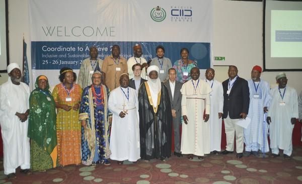 Des leaders chrétiens et musulmans du Nigéria appellent à une élection pacifique (vidéo)