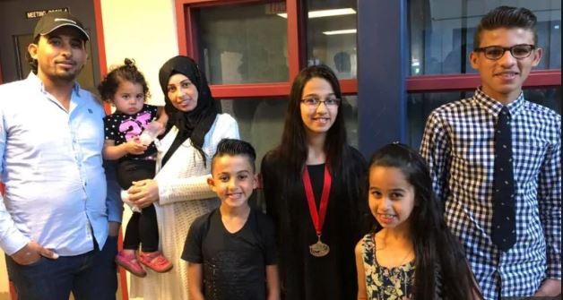 Une famille syrienne réfugiée au Canada décimée par un incendie, la solidarité s'organise