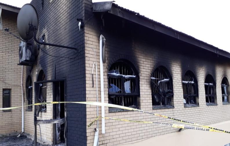 Afrique du Sud : une mosquée de Durban ravagée par un incendie criminel