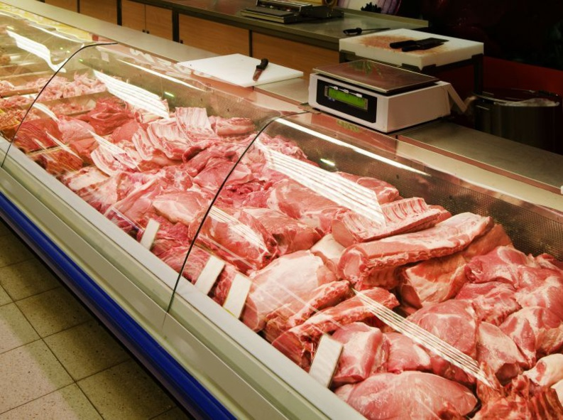 Près d'une tonne et demi de viande avariée découverte dans des boucheries halal